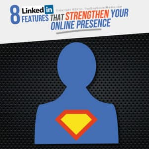 8linkedin features