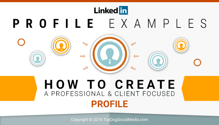 LinkedIn profile examples