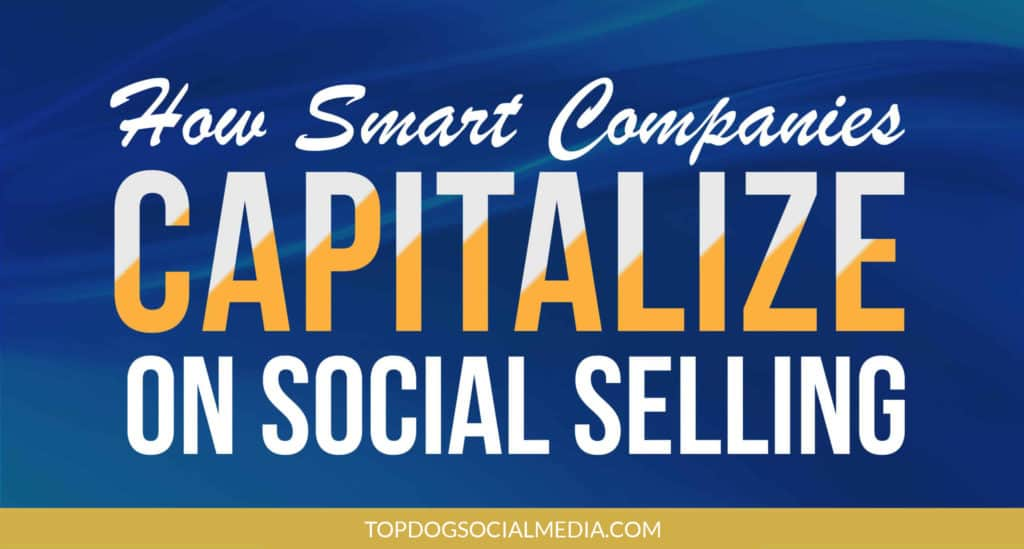 capitalize-on-social-selling