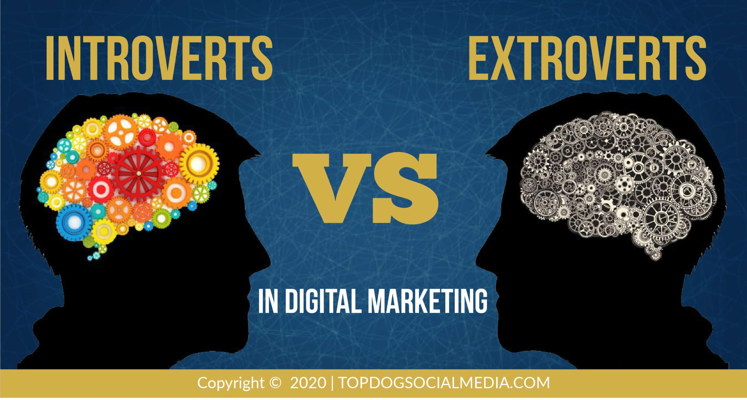 Introvert vs. Extrovert: Who Is Better at Digital Marketing?